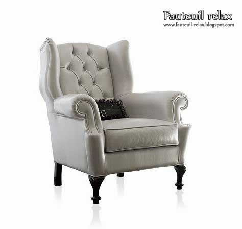 fauteuil berg re oreilles en cuir fauteuil relax. Black Bedroom Furniture Sets. Home Design Ideas
