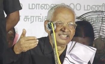 MGR in Tamilnadu TASMAC history | K Veeramani blast speech