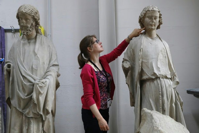 Scientists crack mystery of the luckless apostles of Paris