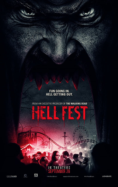 Sinopsis Film Horror Hell Fest (2018)