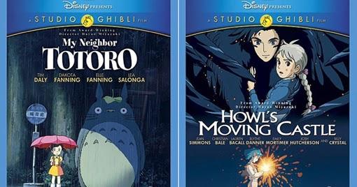 My Neighbor Totoro Blu Ray: Ghibli Blog: Studio Ghibli, Animation And The Movies: My