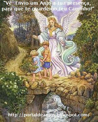 Oráculo: Veja o que seu Anjo da Guarda revela!