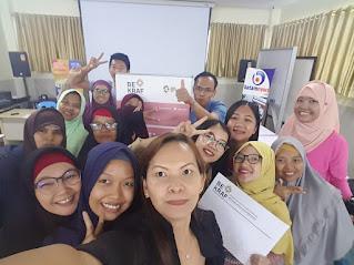 Coding Mum Batam 2018 :  Kala Ibu-ibu Belajar Coding Dengan Menyenangkan3