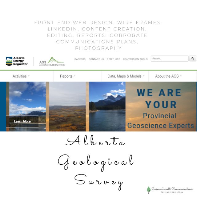 The Alberta Geological Survey