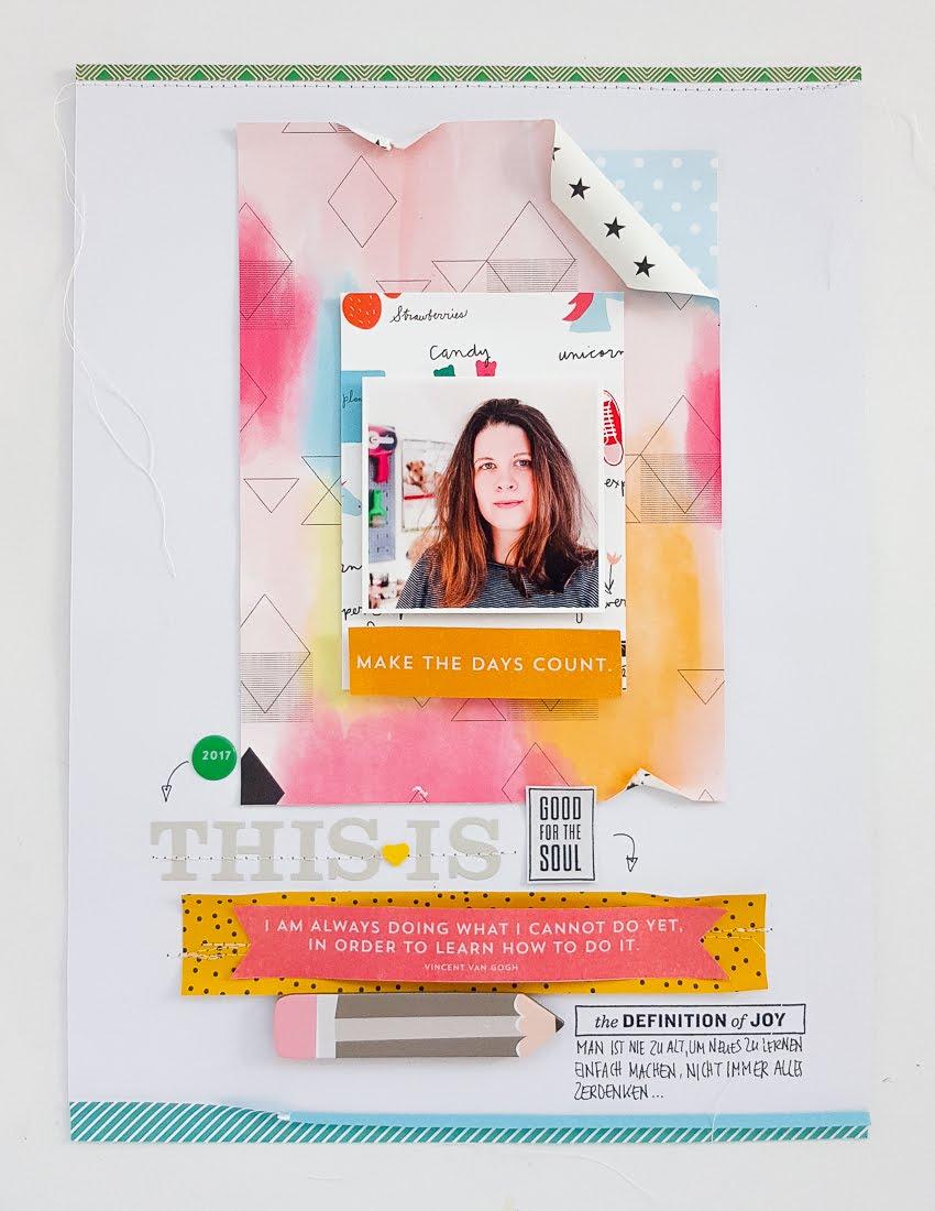 Make The Days Count - Studio Calico Gastbeitrag | Janna Werner