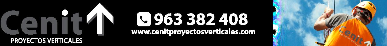 Trabajos Verticales Valencia - 96 338 24 08 - Empresa Cenit Proyectos Verticales