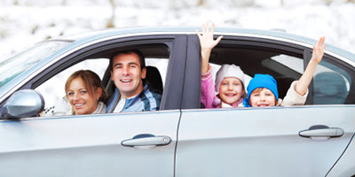 Travel Tips for Thanksgiving With Young Children
