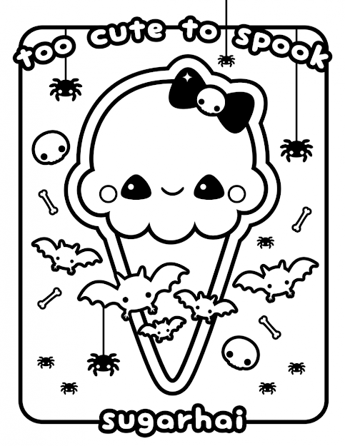 Kawaii Coloring Pages Kawaii Coloring Pages Hormall Download Coloring Pages