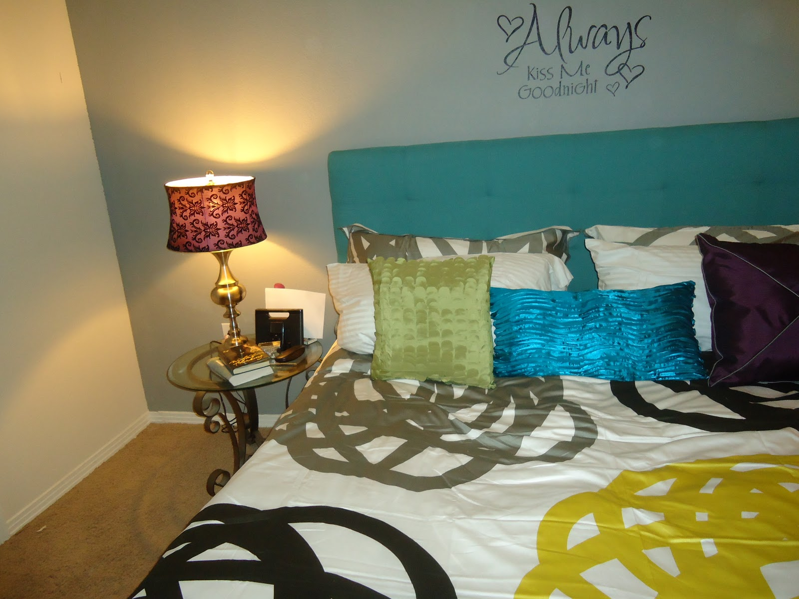 Plus size blog, bedroom decor, Target, TJMaxx