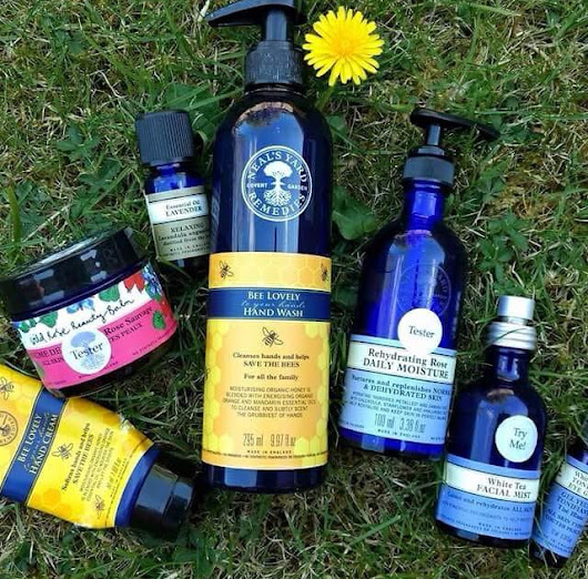 Party Party Neal's Yard Remedies Organic
