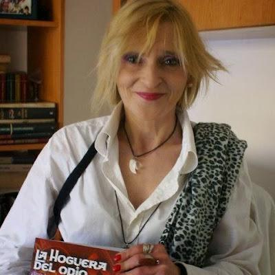 """""""La hoguera del odio"""" de María Barbancho"""