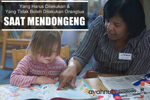 cara mendongeng yang baik untuk anak