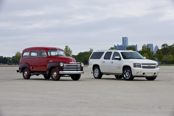 Life Change Car Of The Week Chevrolet Suburban Not The