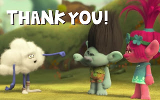 Troll Thank You Cards