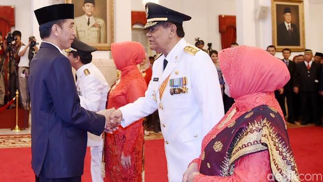 Gubernur Sulteng: Ngabalin Jangan Ngibul Saja, Apa Bukti Saya Pasif?