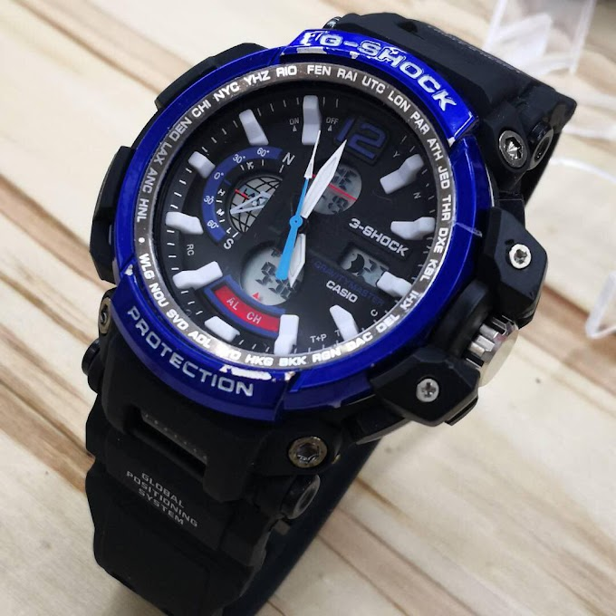 G-Shock Dual Time Edition