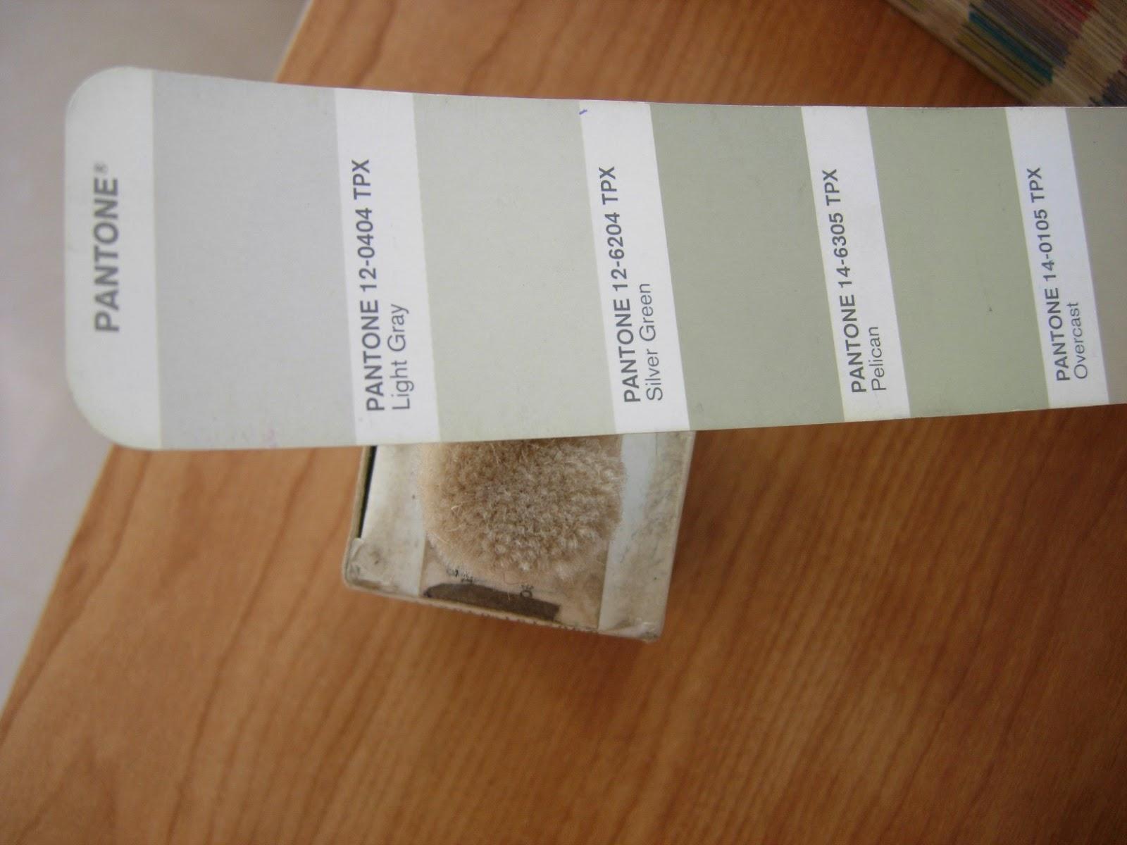 carpet colour box