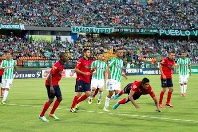 اهداف مباراة اتلتيكو ناسيونال وانديبندينتي اليوم الخميس 28 يوليو 2016
