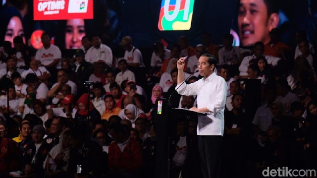 Jokowi: Kalau Ada yang Mau Mengembalikan Tanah, Saya Tunggu Sekarang!