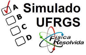 Simulado UFRGS - Calorimetria