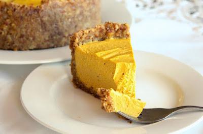 Gambar Resep Cheese Cake Labu Kuning Spesial
