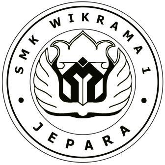 SMK Wikrama 1 Jepara (Profil, Visi Misi, Logo) - Muttaqin id