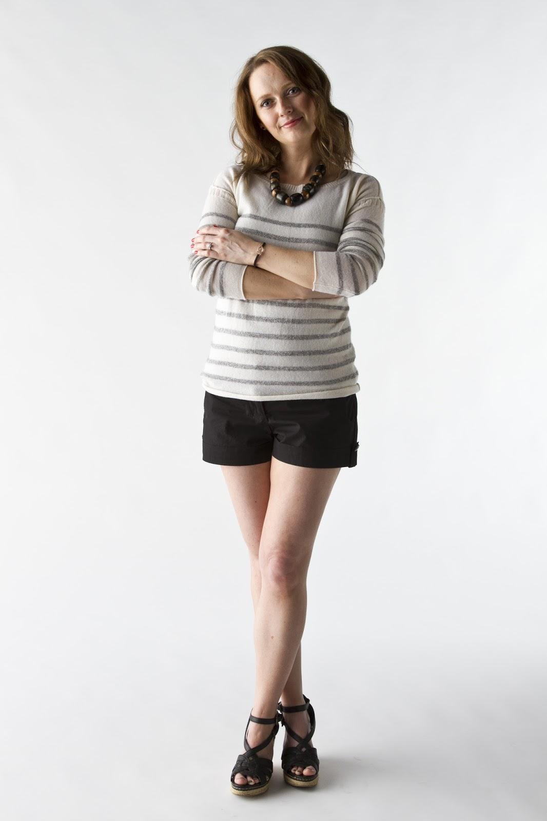 Glitterary Girl Shorty Short Shorts-7515