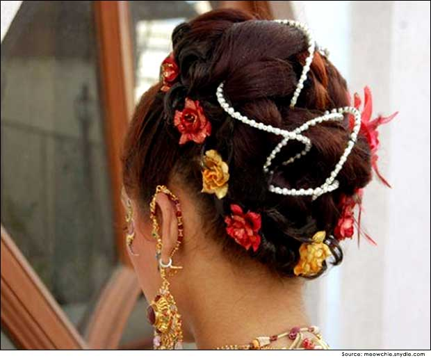 Marvelous 15 Amazing Bridal Hairstyles For Long Hair Wedding Hair Styles Hairstyle Inspiration Daily Dogsangcom