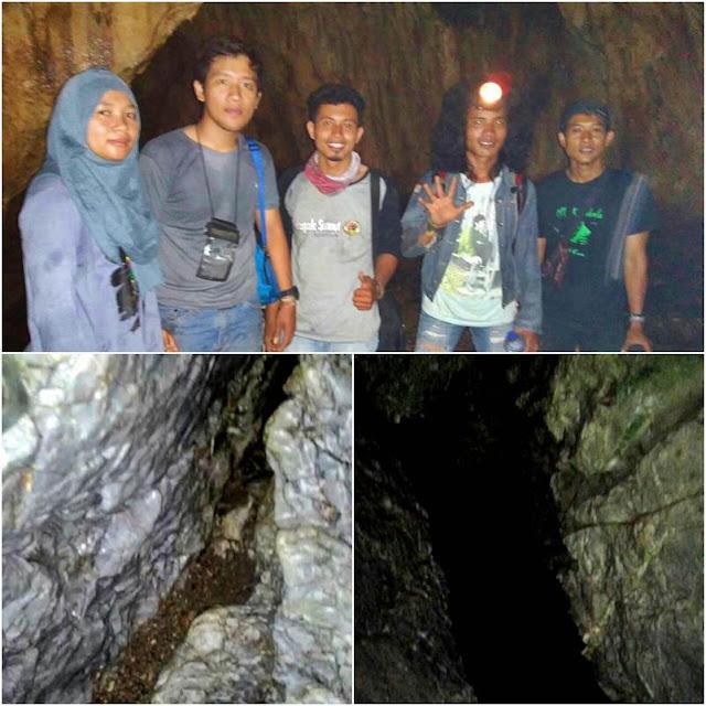 Trip Cadas Sampuren Lau Cingkam dan Goa Cendet Liang