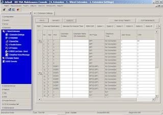 cara mengganti nomer extension pabx panasonic |www.jayaperkasa.com