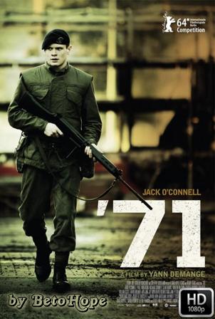 '71 [2014] [Latino-Ingles] HD 1080P [Google Drive] GloboTV