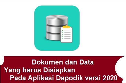 gambar aplikasi dapodik 2020