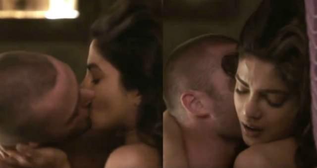 Priyanka Chopra Hot Kissing Scenes Quantico Season 2
