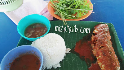 Ikan Bakar Baitul Mahabbah,  lunch ikan bakar,  set lunch ikan bakar murah set lunch bajet