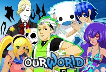 Image for OurWorld game
