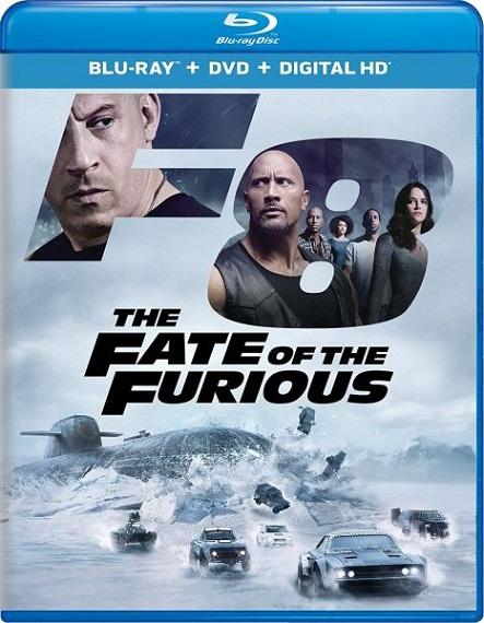 The Fate of The Furious (Rápidos y Furiosos 8) (2017) 1080p Blu ray REMUX 30GB mkv Dual Audio DTS-HD 7.1 ch