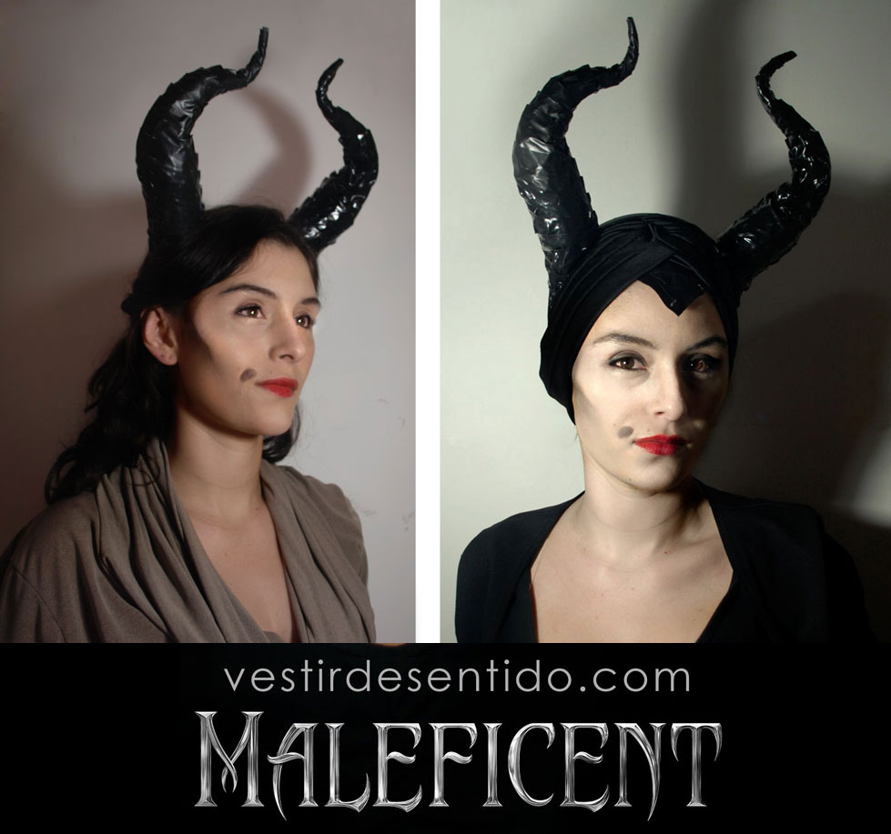 Vestir De Sentido Diy Maleficent
