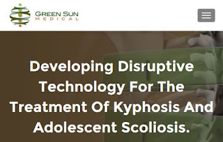 Green Sun Medical Develop Innovative Braces To Revolutionize Scoliosis Treatment