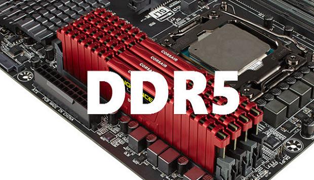 DDR5 قادمة بسرعة ضعف السرعة الحالية للذاكرة العشوائية DDR4