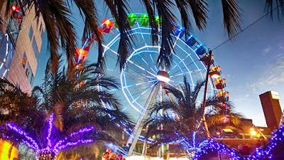 Capital Europea de la Navidad 2018 - Torrejón de Ardoz - Feliz 2018