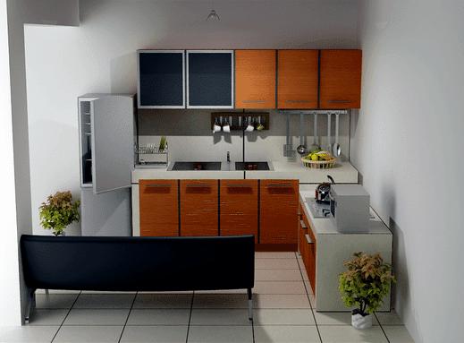dapur sederhana type 36