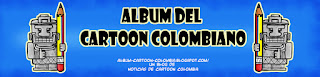 ALBUM DEL CARTOON COLOMBIANO