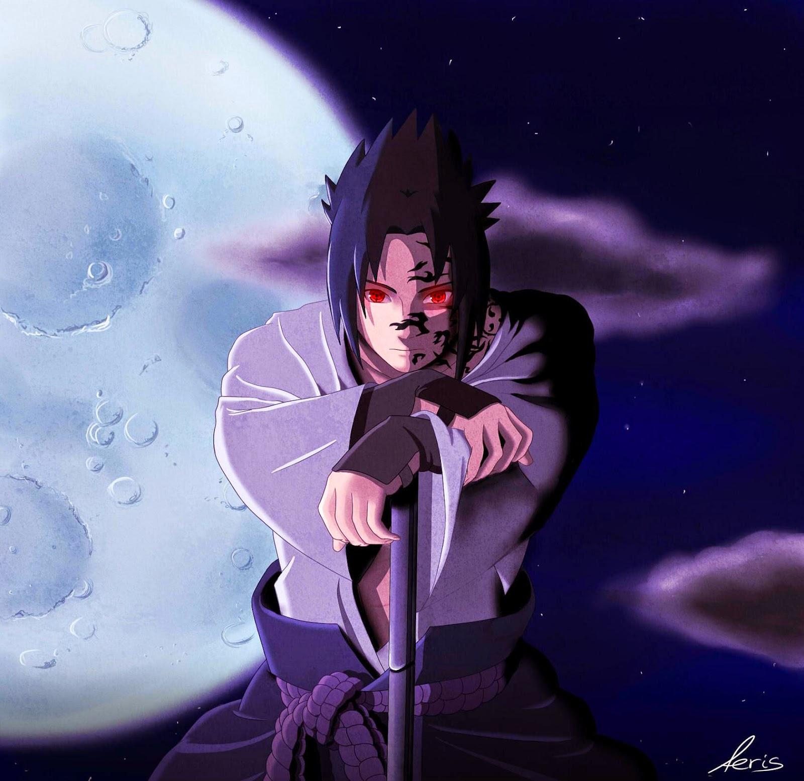 Naruto Naruto Shippuuden Sasuke: Naruto Shippuden Saga: Sasuke Uchiha