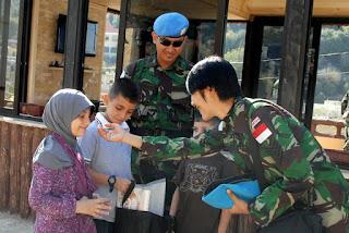 Pasukan Penjaga Perdamaian di Lebanon