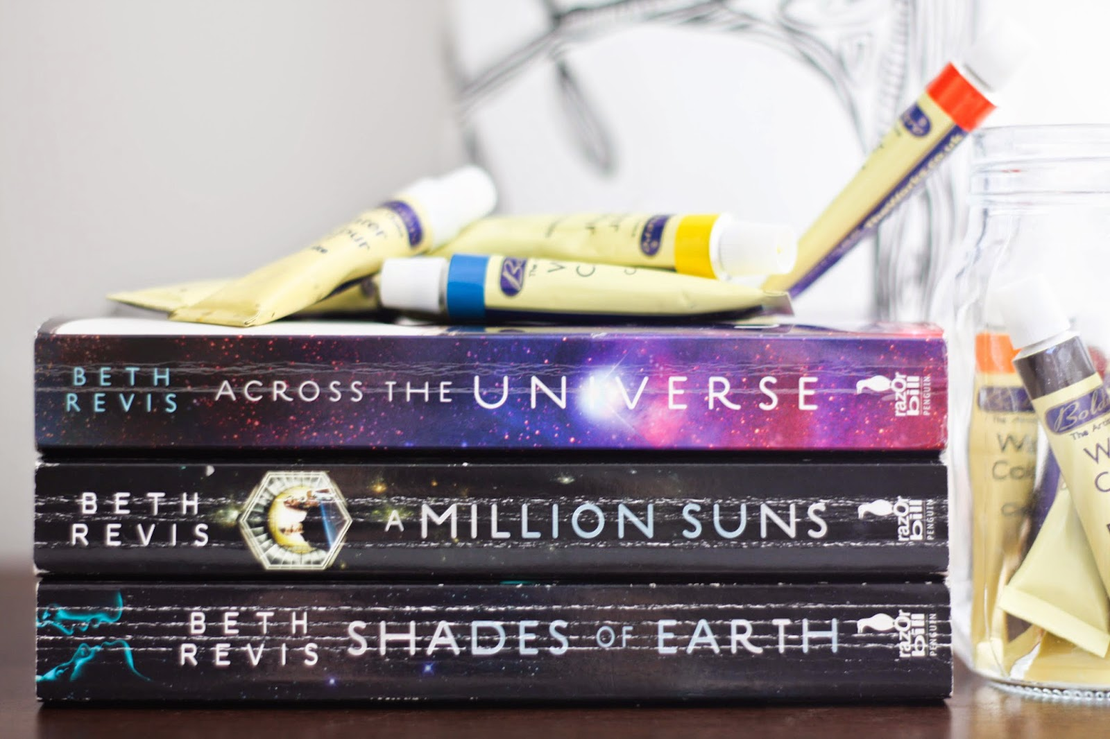 Beth Revis Across the Universe book review