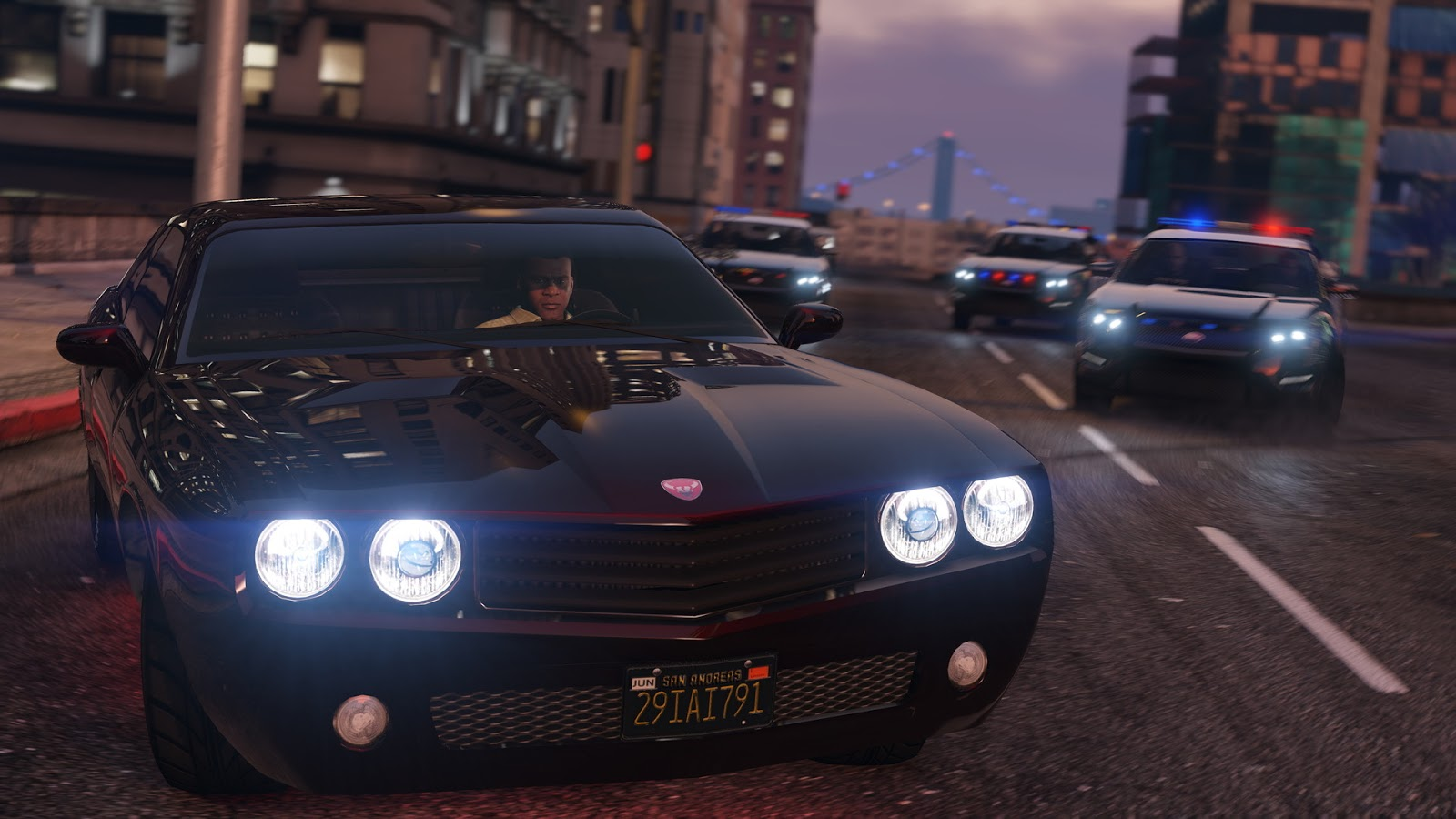 Grand Theft Auto V ESPAÑOL PC + Update v1.41 (RELOADED) 9