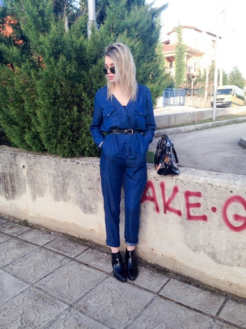 2 Overalls - Priestess of style