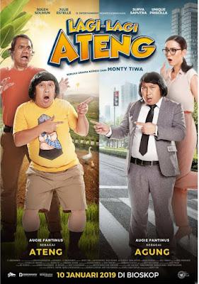 Sinopsis Film Lagi-lagi Ateng (2019)