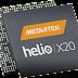 MediaTek presenta en el MWC su nuevo procesador Helio P20 para Smartphones Gama Premium