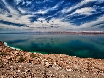 Misteri Laut Mati